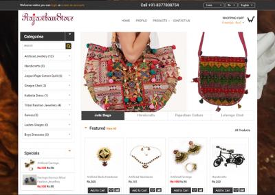 Rajasthan Store